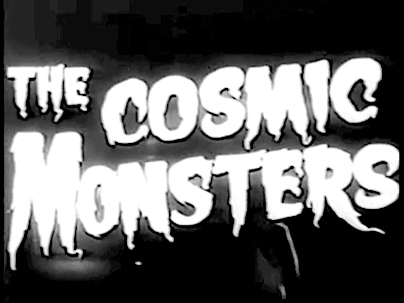 Cosmic Monsters