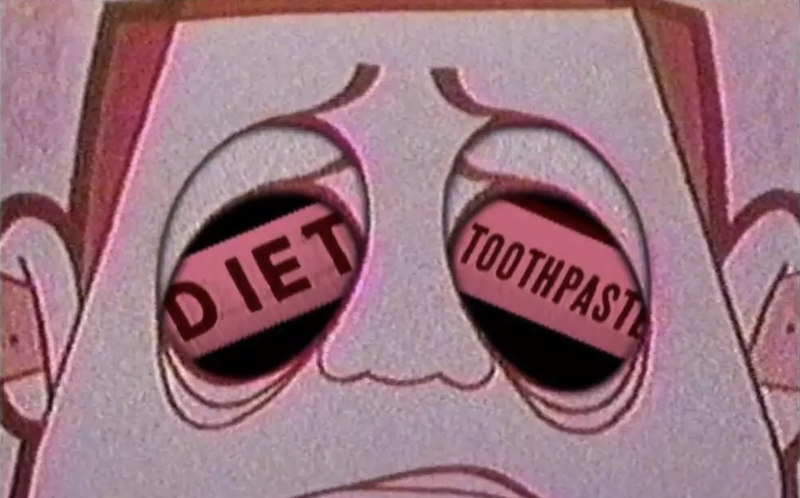 Diet Tooth Paste